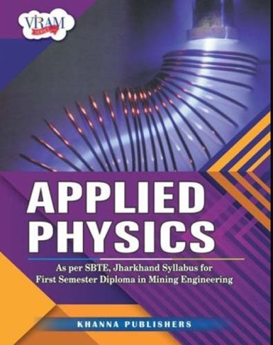 Applied Physics Book For Engineering